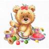 Мишкино рукоделие. Вышивка Набор для вышивания Многоцветница МКН 36-14
