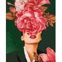Цветочное наслаждение Алмазная мозаика вышивка Гранни AG2525