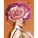 Цветочная симфония Алмазная мозаика вышивка Гранни AG2526