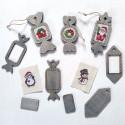 Конфетки Набор для вышивания Neocraft ДИ-11