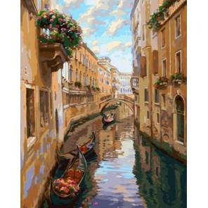 Венеция 40х50 см Раскраска картина по номерам на холсте PK90023