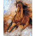 Вихрь 40х50 см Раскраска картина по номерам на холсте PK90022
