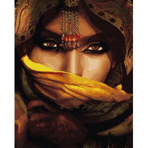 Марокканская тайна Раскраска картина по номерам на холсте GX38321