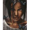 Раненная душа Раскраска картина по номерам на холсте GX38249