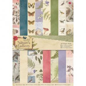 Nature's Gallery А5 Набор бумаги для скрапбукинга, кардмейкинга Docrafts