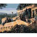 Подвесные парки Раскраска по номерам на холсте Живопись по номерам