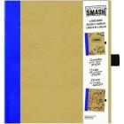 Синяя Папка-скоросшиватель Смэшбук Smash K&Company