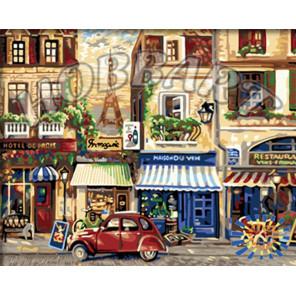 Окно в Европу Раскраска по номерам на холсте Hobbart HB4050285-LITE