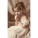 Молитва Раскраска по номерам на холсте Hobbart HB3050002-LITE