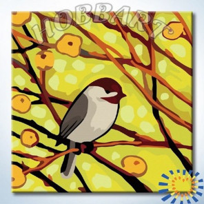 В весенних лучах Раскраска по номерам на холсте Hobbart HB2020082-LITE