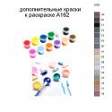 Дополнительные краски для раскраски A162