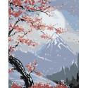 Гармония весны Раскраска по номерам на холсте Живопись по номерам RA128