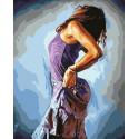 Безудержная страсть Раскраска картина по номерам на холсте GX38785