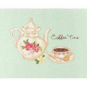 Перерыв на кофе Набор для вышивания XIU Crafts 2032001