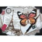 Путешествие по Парижу Алмазная вышивка (мозаика) Sophiebeauty