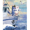 Морское приключение Алмазная мозаика вышивка Гранни