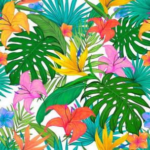 Тропики Алмазная мозаика вышивка Гранни