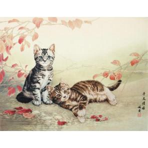 Хорошие приятели Набор для вышивания XIU Crafts 2032304