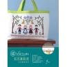 Внешний вид упаковки Восхищаюсь цветами Набор для вышивания сумки XIU Crafts 2860208