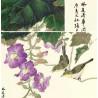 Небесно-голубая лиана Набор для вышивания XIU Crafts 2030804