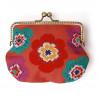 Яркие цветы Набор для вышивания кошелька XIU Crafts 2860303