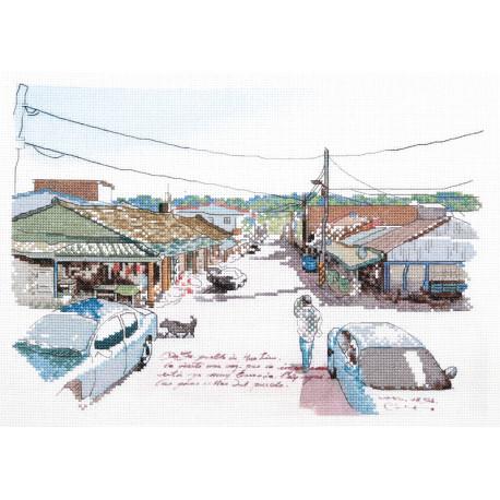 Дафу, Хуалянь Набор для вышивания XIU Crafts 2032505