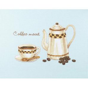Кофейное настроение Набор для вышивания XIU Crafts 2032003