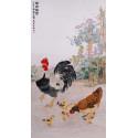 Куриное семейство Набор для вышивания XIU Crafts 2030805