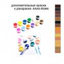 Дополнительные краски для раскраски AAAA-RS086