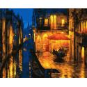 Приятный вечер Раскраска картина по номерам на холсте GX29798