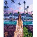 Следуй за мной. Гавайи Раскраска картина по номерам на холсте GX23563