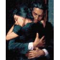 Лучшие объятия Раскраска картина по номерам на холсте GX29082