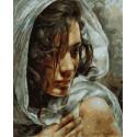 Корнелия Раскраска картина по номерам на холсте GX3699