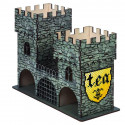 Замок Чайный домик с алмазной мозаикой Гранни Wood W0005
