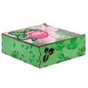 Цветочная Шкатулка Гранни Wood W0059