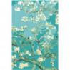 Ветка миндаля, Винсент Ван Гог Раскраска картина по номерам на холсте