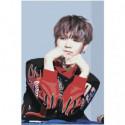 Мин Юнги TXT KPop Раскраска картина по номерам на холсте
