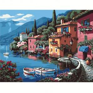 Средиземноморье Алмазная вышивка (мозаика) Color Kit