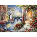 Где сбываются мечты Набор для вышивания Чудесная игла 110-082