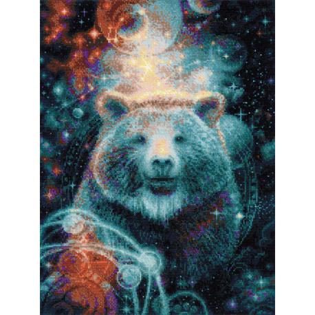 Большая Медведица Набор для вышивания Риолис 1921