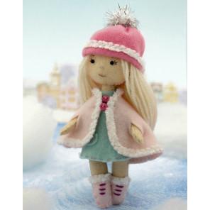 Малышка Люси Набор для создания игрушки своими руками МА-2