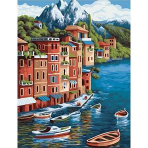 Прекрасное место Раскраска картина по номерам на холсте GX39244
