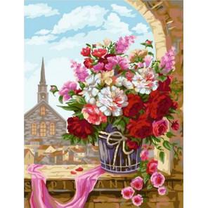 Разнообразие цветов Раскраска картина по номерам на холсте GX39238