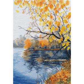 Золотая осень Набор для вышивания Овен 1372