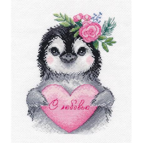 От чистого сердца Набор для вышивания Овен 1380