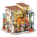 Цветочный магазин Набор для создания миниатюры румбокс DG145