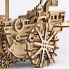 Дирижабль 3D Деревянный конструктор LK702
