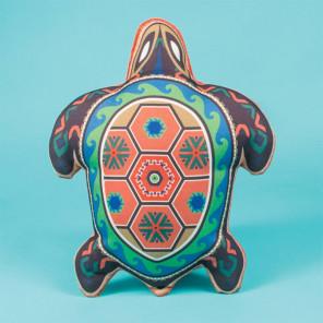 Черепаха Подушка декоративная фигурная Матренин посад 9167