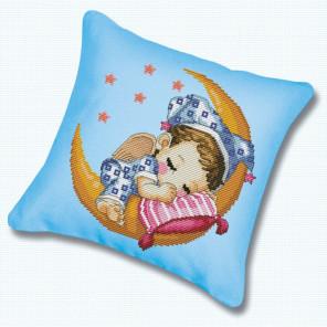 Сладкий сон Подушка Набор для вышивания Белоснежка Р-332
