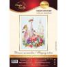 Внешний вид упаковки Звонкие малиновки Набор для вышивания Чудесная игла 130-032